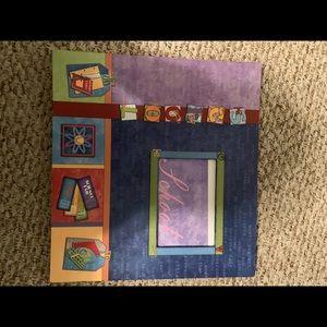 Other - 12/12 School scrapbook